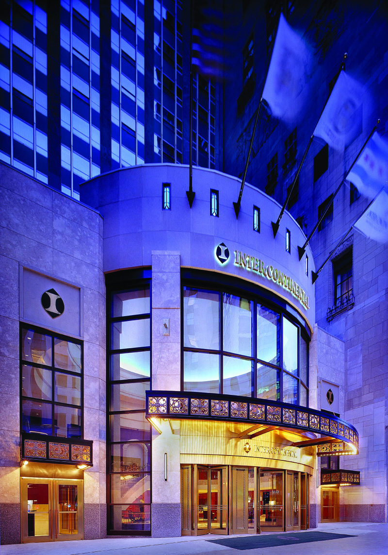 InterContinental Chicago Exterior