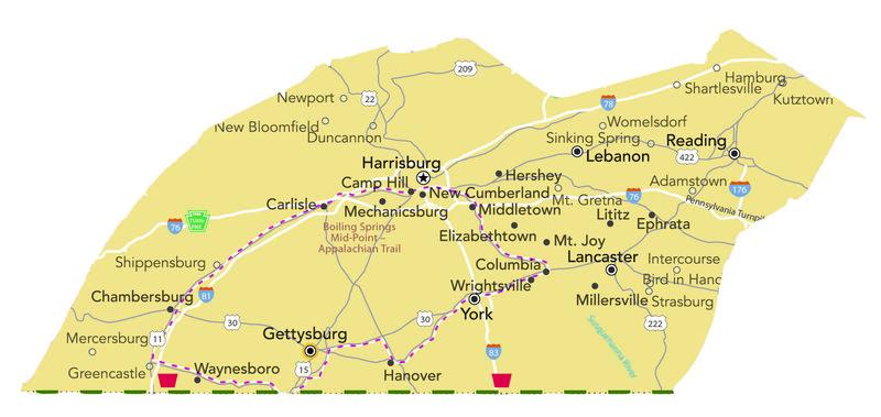 Map of DCR 2 - JPEG version 2010(3)