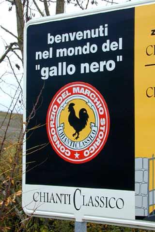 Benvenuti Gallo Nero Nov 02 AR