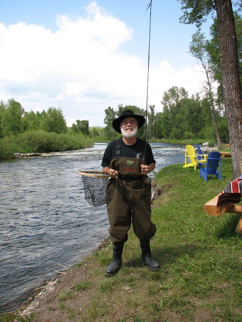 Ron The Fisherman