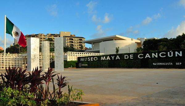 Cancuns-Maya-Museum