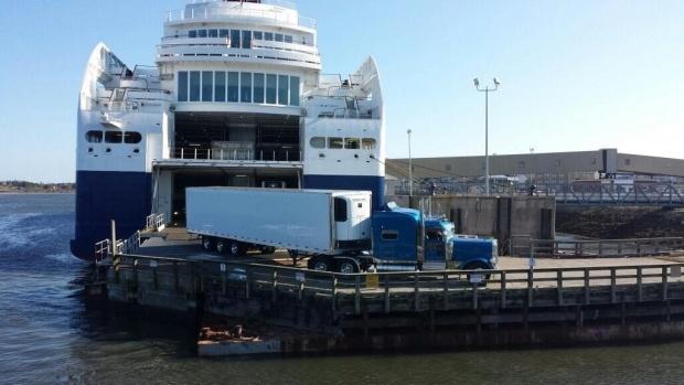 Yarmouth-ferry