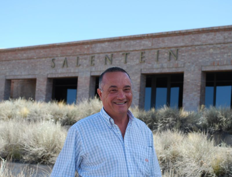 Jose Galante - Chief Winemaker of Salentein
