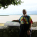 Ron at Gironde River- Blaye Citadelle