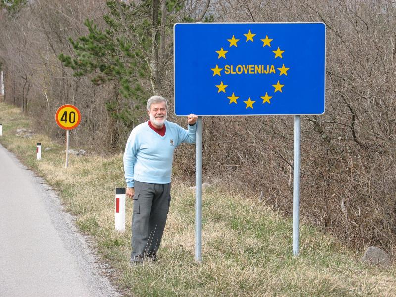 Slovenia Border