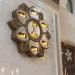 Clock- Abu Dhabi Mosque