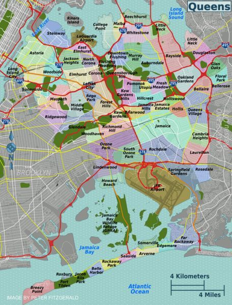 Queens-neighborhoods-map-nyc