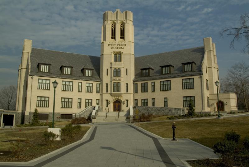 West Point Museum Exterior