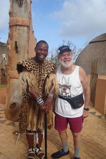 Ron & Zulu Prince