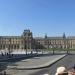 Louvre Museum Plaza