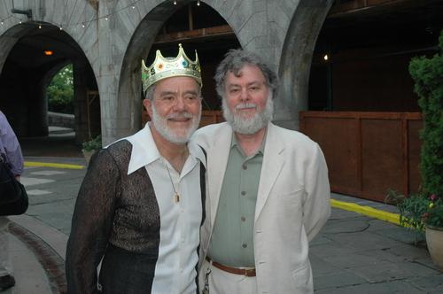 Ron & Michael