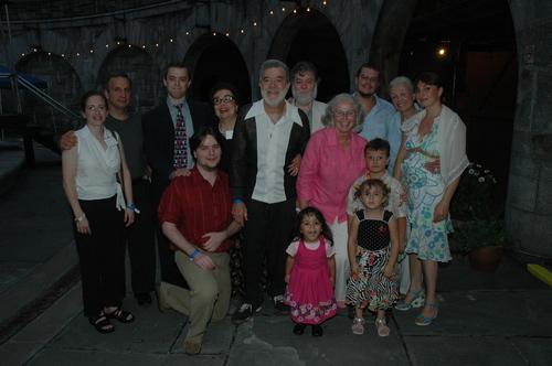 Ron & Family