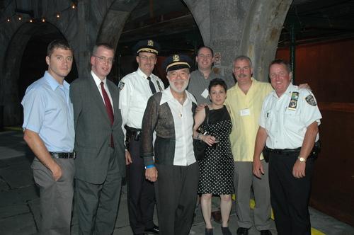 Ron Sam Sandro & NYPD
