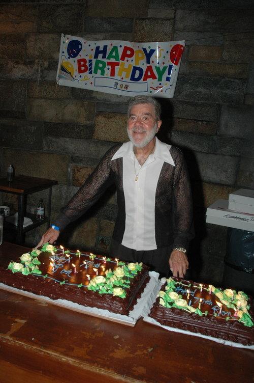 Ron & Cake