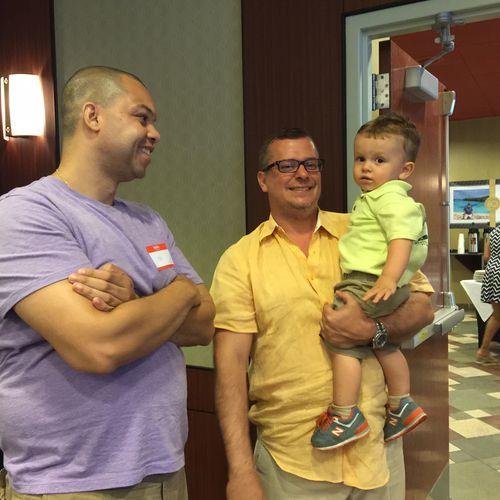 Ed, John & Marshall