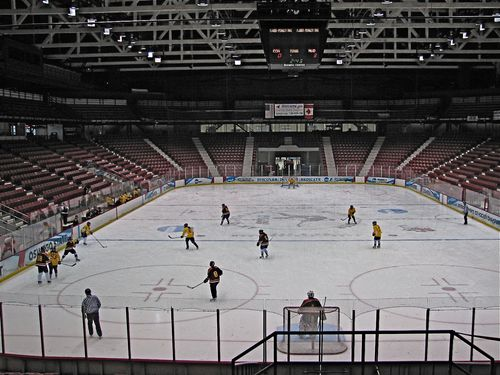 1980 Olympic Ice Rink