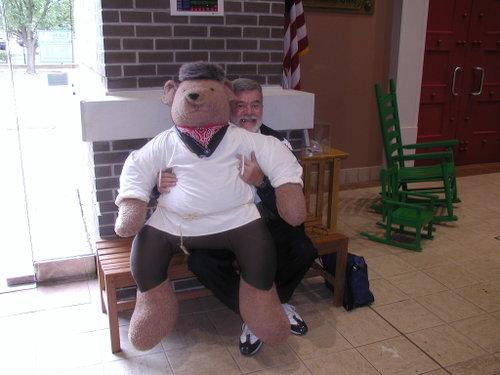 Ron & Teddy