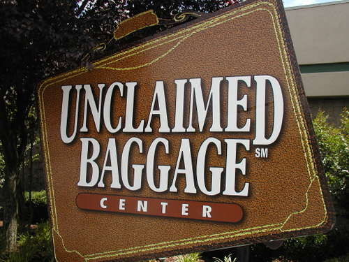 Unclaimed Baggage Store