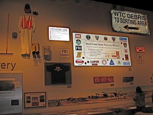 9/11 Exhibit- NY State Museum
