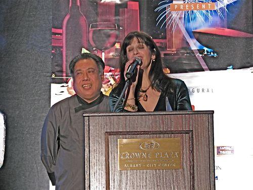 Chef Yono Purnomo & wife Donna