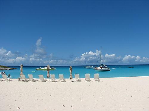 Beach at Malliouhana