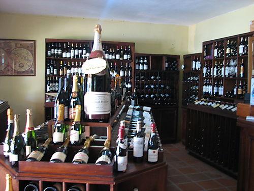 Les Grands Vins de France Shop