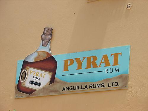 Pyrat Rum Distillery