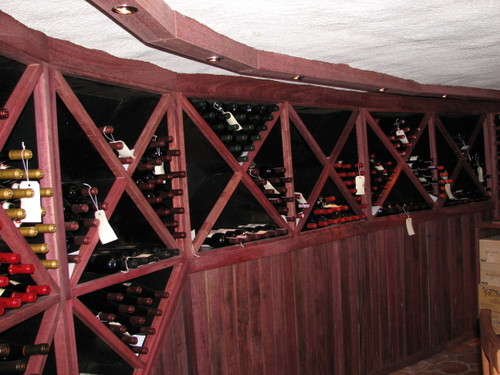 Another View of Cellar at CB
