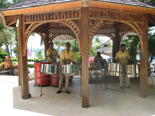 Steel Drum at BW
