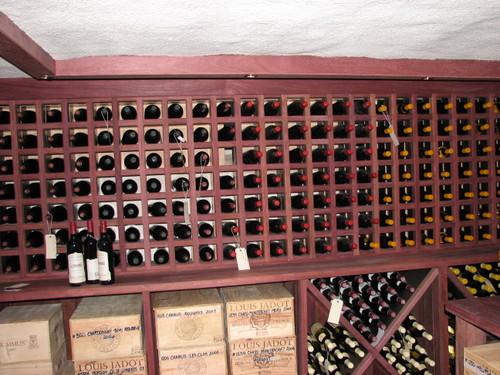 Wine Cellar Curtain Bluff