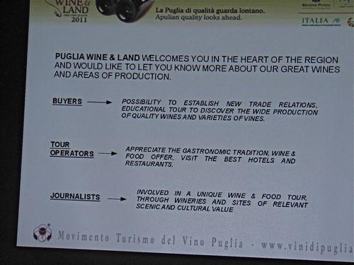 Puglia Conference