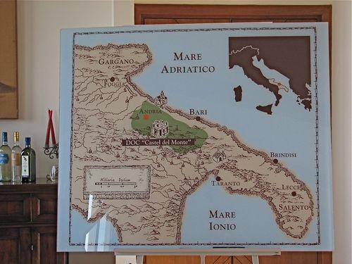 Puglia Wine Regions