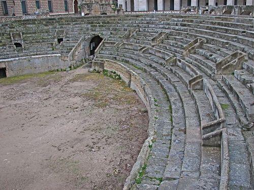 Lecce Colosseum