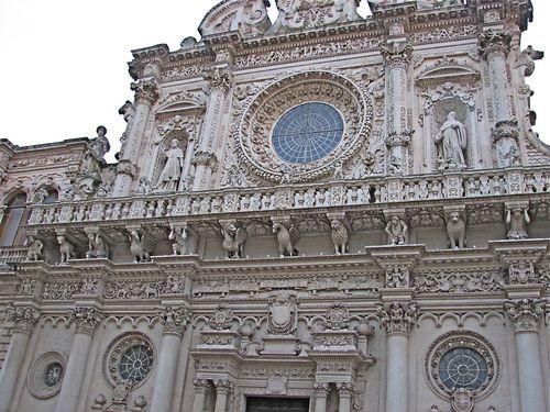Santa Croce Basilica- Lecce