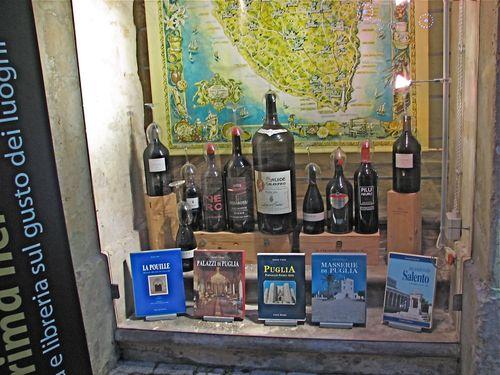 Wine & Book Store- Lecce