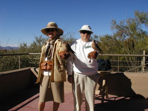 Birds Desert Museum