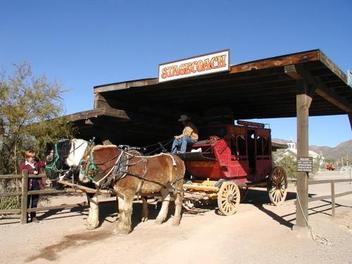 Old Tucson Studio
