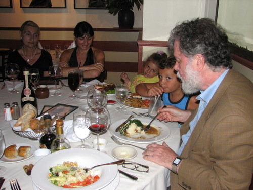 71st Birthday Dinner