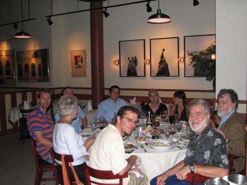 Ron's 71st Birthday Party