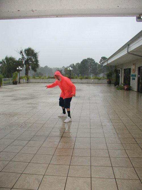 Ron in Hurricane