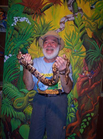Ron & Snake