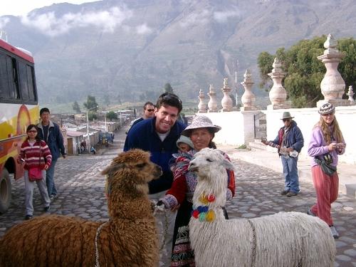 Steve & Friends in Peru