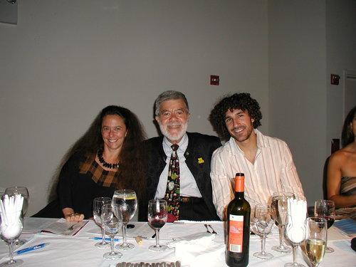 Tina, Ron & Ethan