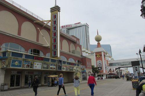 Boardwalk, Steel Pier & Resorts