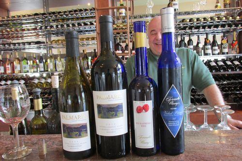 Frank Tomasello at T Winery