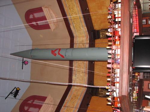 Missile Bar at Cuba Libre