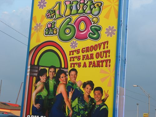 Hits of the 60's Show