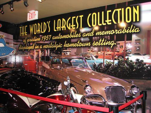 Dick Clark's 1957 Auto Museum