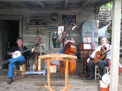 Silver Dollar City Musicians