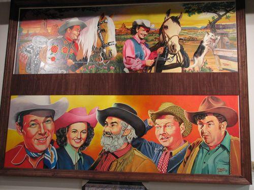 TV Show- Roy Rogers/Dale Evans